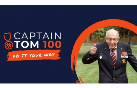 Captain Tom 100 - everyone's invited!
