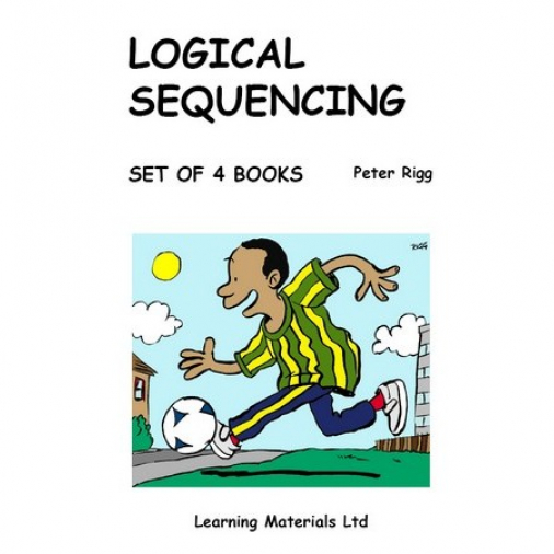 Logical Sequencing Books 1- 4