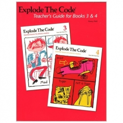 Explode The Code - Teachers Guide 3-4