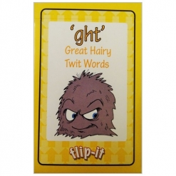 Flip it Card Pack - 'ght' Words