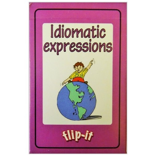 Flip it Card Pack - Idiomatic expressions