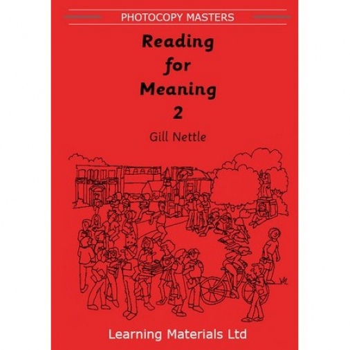 Reading for Meaning Book 2