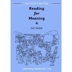 Reading for Meaning Book 4