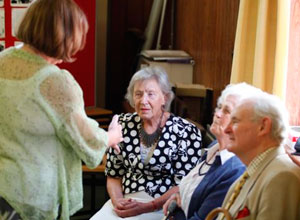 helen arkell 90th birthday-guests