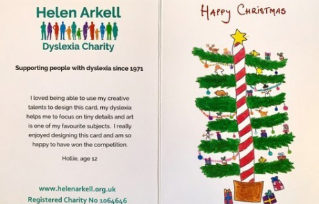 Congratulations To Our Christmas Card Competition Winners