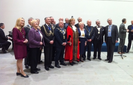 Mayors of Surrey