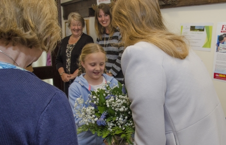 HRH Princess Beatrice at Helen Arkell Dyslexia Centre