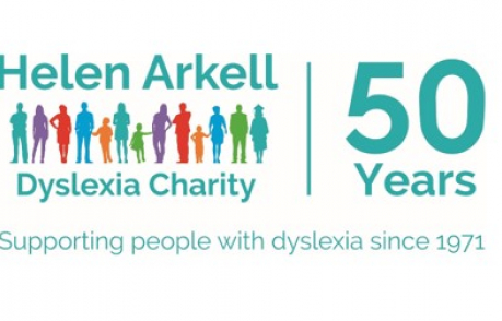 Celebrating 50 years helping people with dyslexia