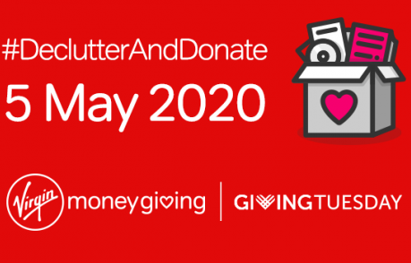 Declutter and Donate on 5th May