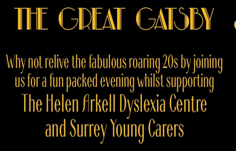 The Great Gatsby event
