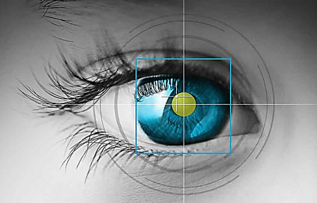 Eye Tracking Image