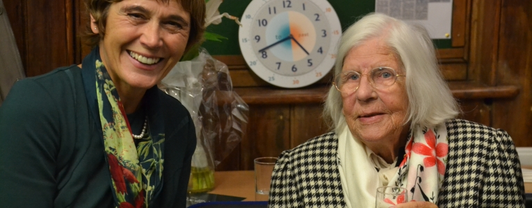 Jilly Steventon and Helen Arkell