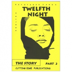 Retold Text Series - Twelfth Night - Book 2