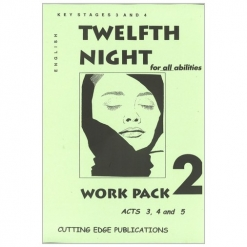 Retold Text Series - Twelfth Night - Teaching Pack 2 (Acts3&4)