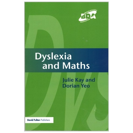 Dyslexia and Maths