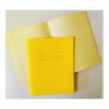 Exercise Book - Lined Yellow