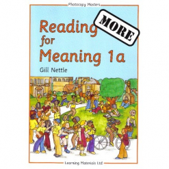 More Reading for Meaning 1a