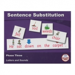 Sentence Substitution - Phase 3