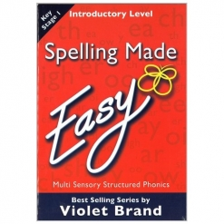 Spelling Made Easy - Introductory Level