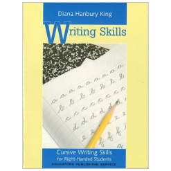 Writing Skills Cursive - Writing Skills Right Handed