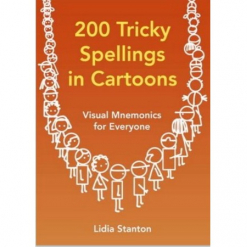 200 Tricky Spellings in Cartoons