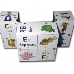 Cube Books - Alphabet