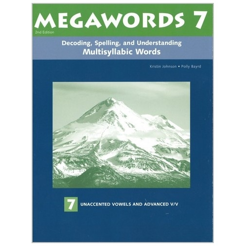 Megawords - Book 7