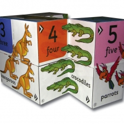 Cube Books - Numbers