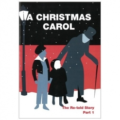 Retold Text Series - A Christmas Carol - Book 1