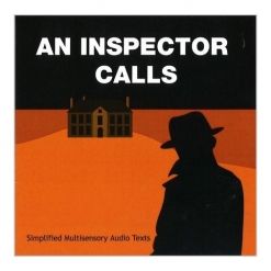 Retold Text Series - An Inspector Calls - Audio CD
