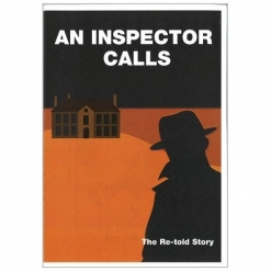 Retold Text Series - An Inspector Calls - Book