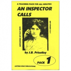 Retold Text Series - An Inspector Calls - Teaching Pack 1