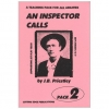 Retold Text Series - An Inspector Calls - Teaching Pack 2
