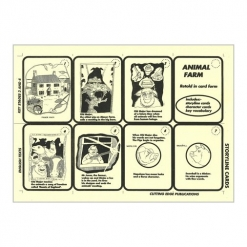 Retold Text Series - Animal Farm - Game Cards
