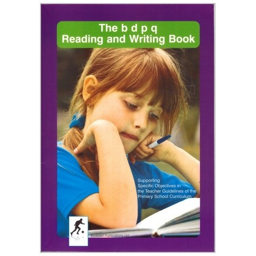 The B D P Q Reading and Writing Book