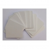 Flash Cards - Blank White Box of 1000