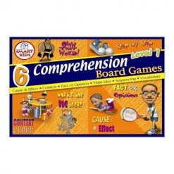 Comprehension Board Game Level 1