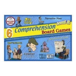 Comprehension Board Game Level 2