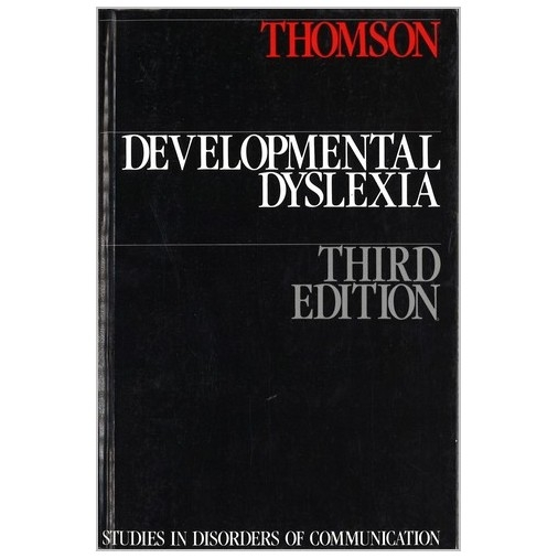 Developmental Dyslexia