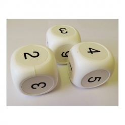 Dice - Large Numbers