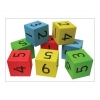 Dice - Silent Number Pack of 8