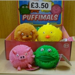 Puffimals