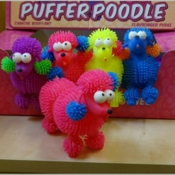 Puffer Poodles