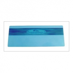 Eye level Reading Ruler- Pack of 5 - Aqua Blue