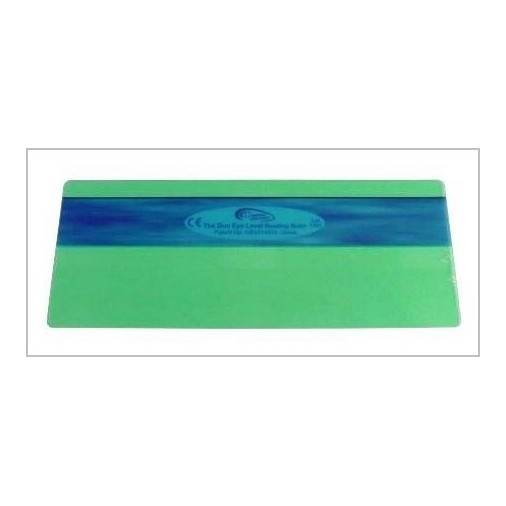 Eye level Reading Ruler - Grass Green
