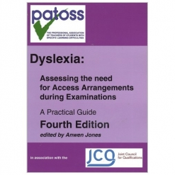 Dyslexia - Assessing the need for Access Arrangements During Examinations