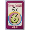 Flip it Card Pack - Times Tables x6