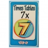 Flip it Card Pack - Times Tables x7