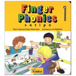 Phonics 2 - Finger Phonics 1