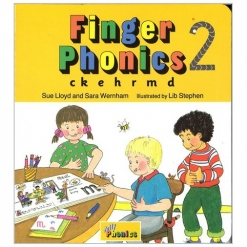Phonics 2 - Finger Phonics 2